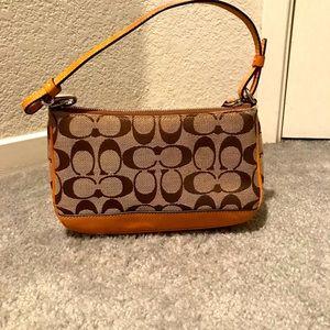 Authentic Coach mini purse